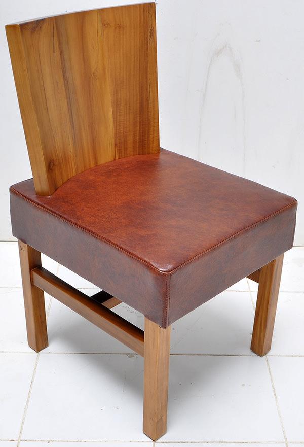 roka restaurant chair design