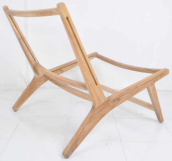 teak seat frame