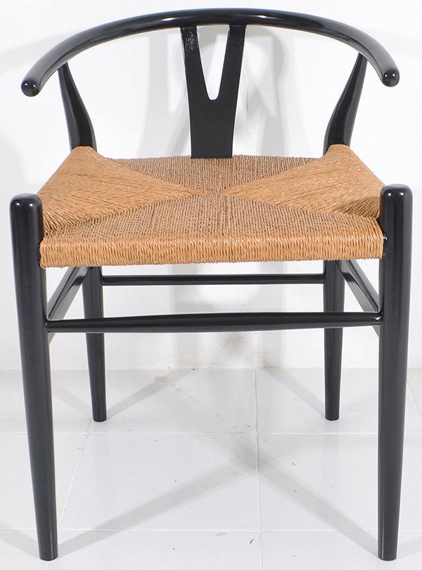 Woodstring armchair