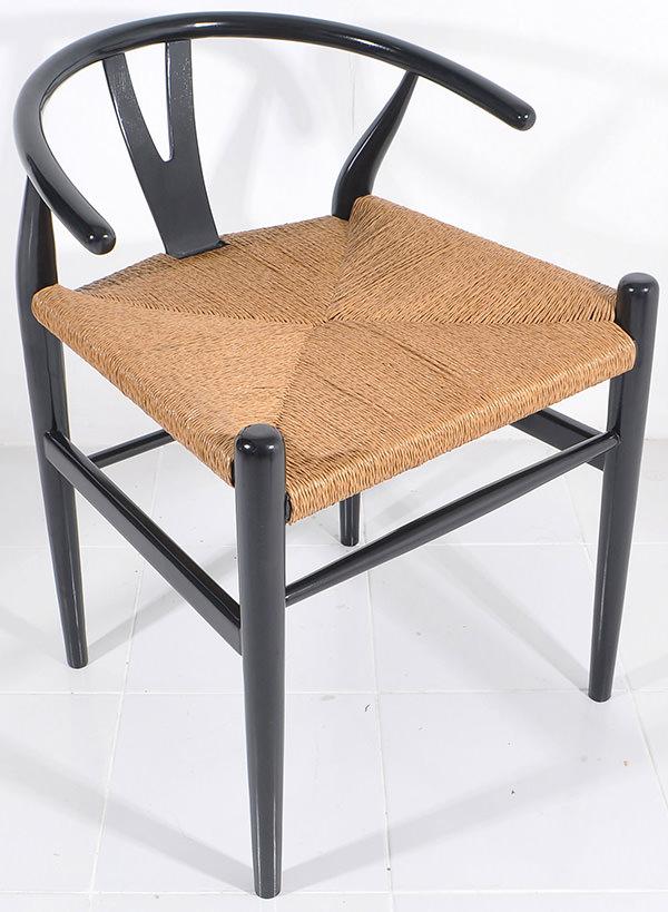Woodstring Scandinavian armchair