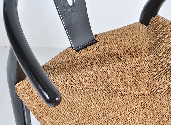 Natural rattan chair