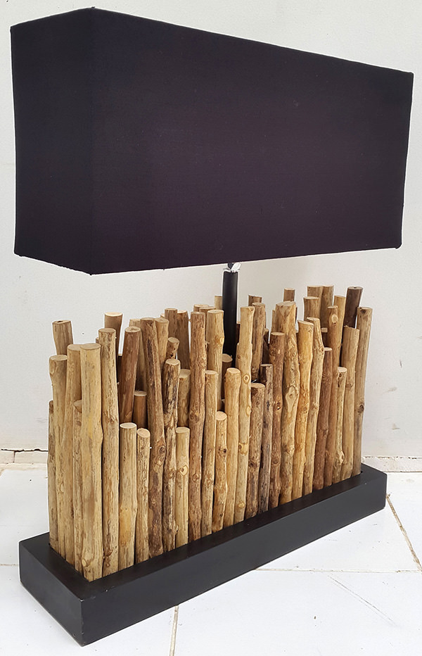 drift wood night lamp