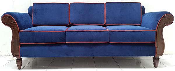 linen restaurant sofa