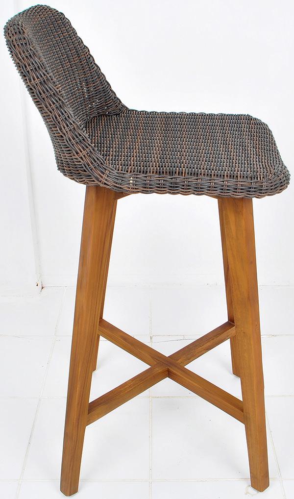 Danish design bar stool
