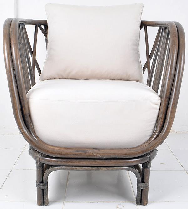 Danish lounge chair