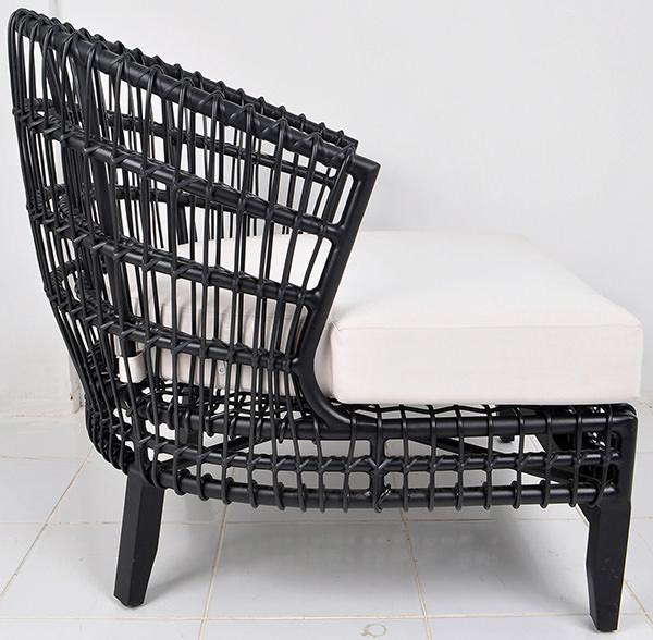 Classic Danish garden chair