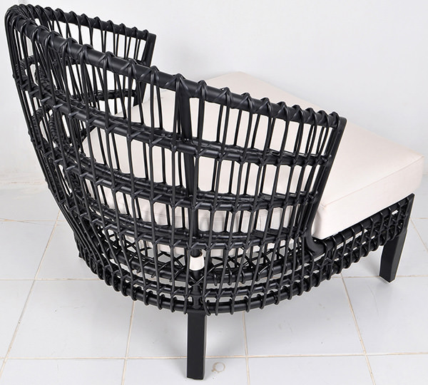 Classic Danish garden weather resistant chair