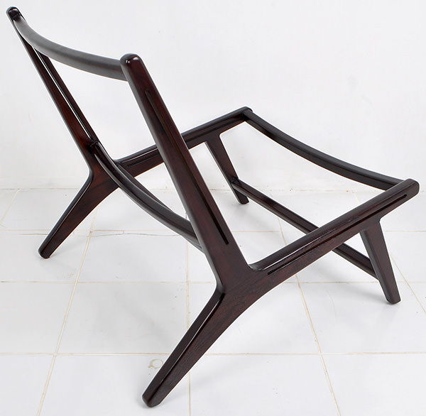 quality teak seat frame
