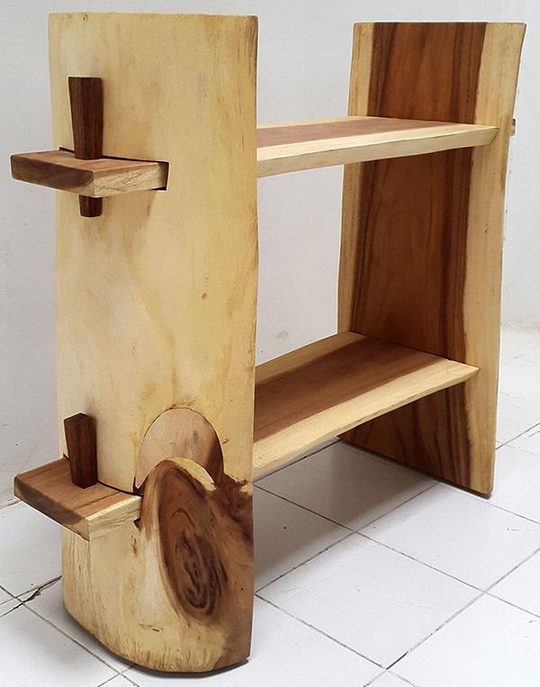 suar wood shleves