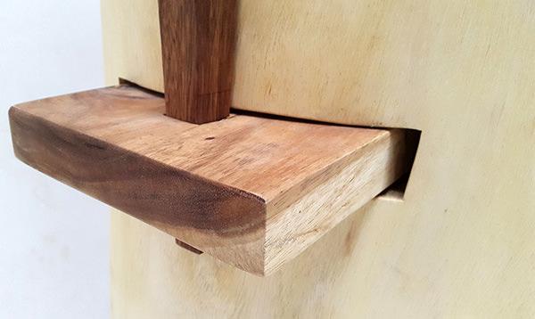 suar wood construction