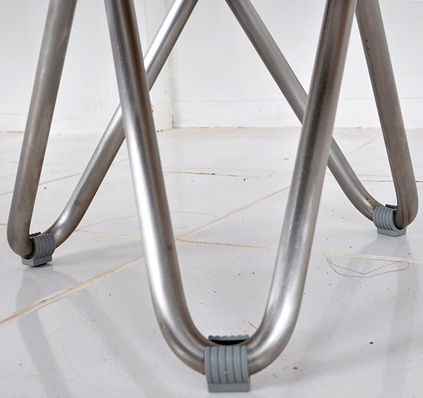 Stainless steel legs
