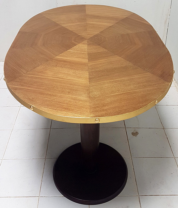 veneer restaurant table
