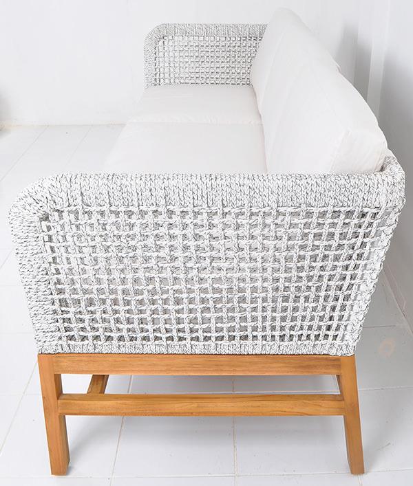 Danish outdoor sofa