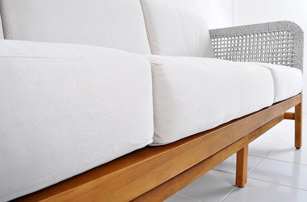 Danish outdoor couch