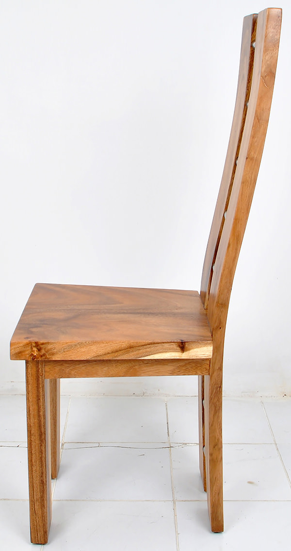trembesi wooden chair