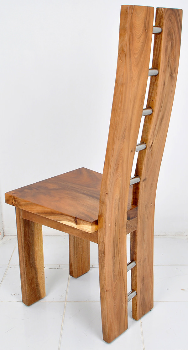 suar wooden chair