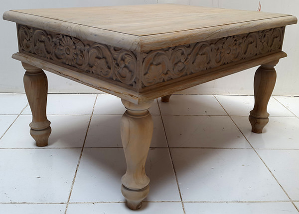 indonesian traditional coffee table