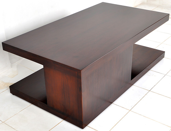 Danish wooden coffee table