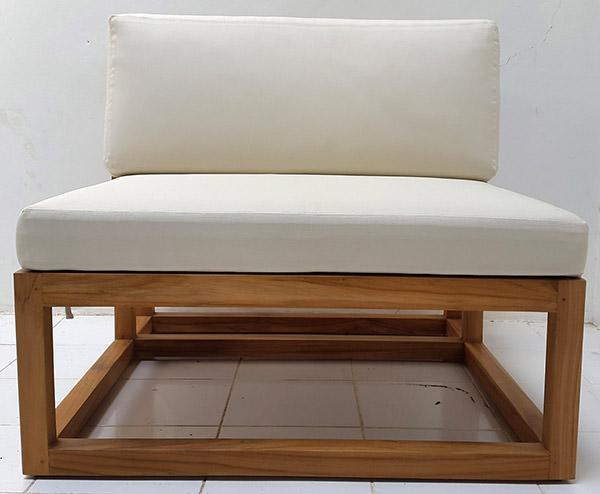 scandinavian teak chair