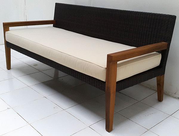 Fabrication de meubles en rotin synth tique pour magasins for Meuble en rotin synthetique