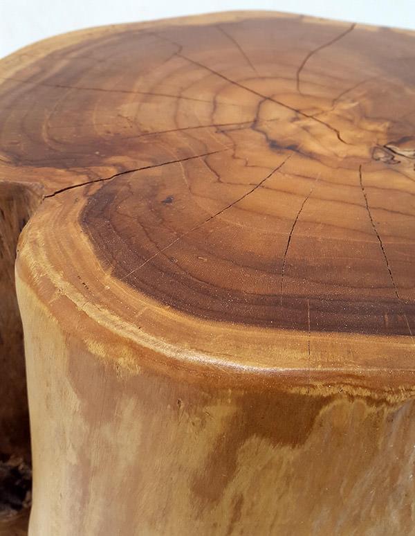 teak root solid wood