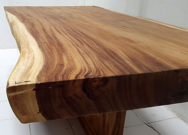 rain wood table top