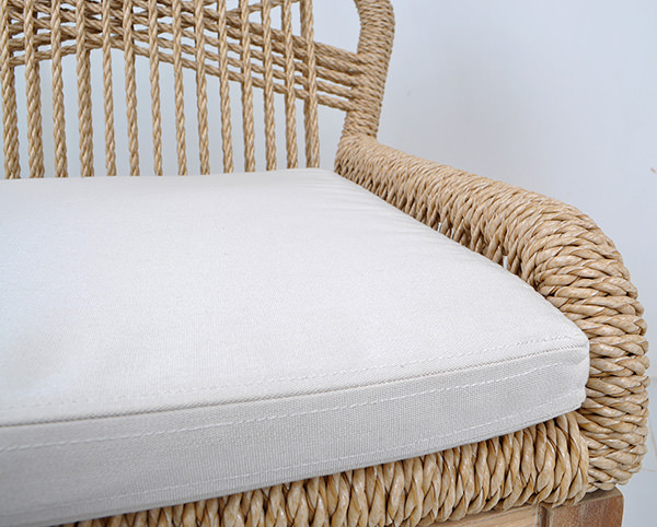 Danish upholstery for outdoor furniture