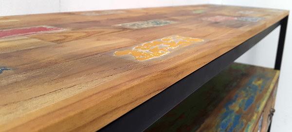 teak wooden tv cabinet