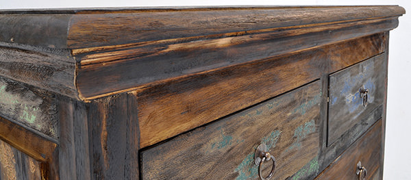indoor antique wood furniture finishing