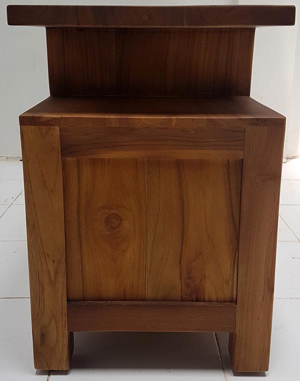 solid teak wood
