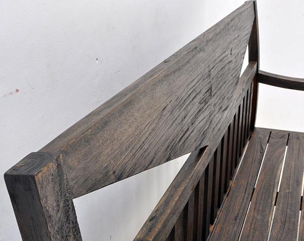 Yakisugi bench