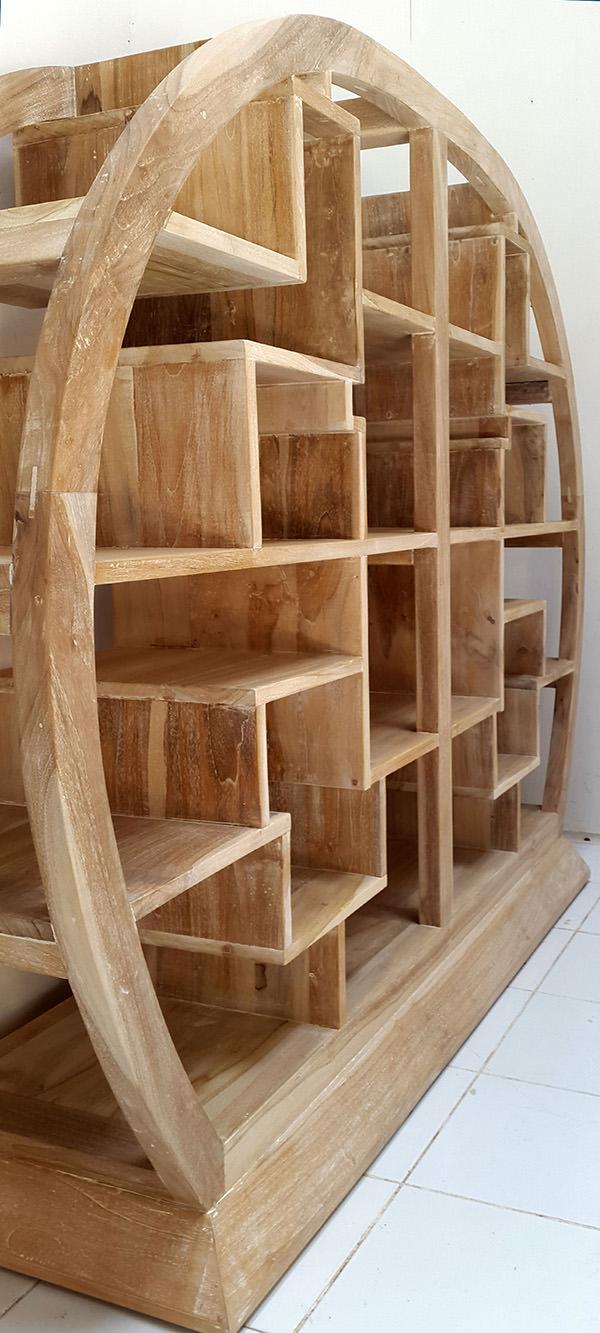 asian book rack