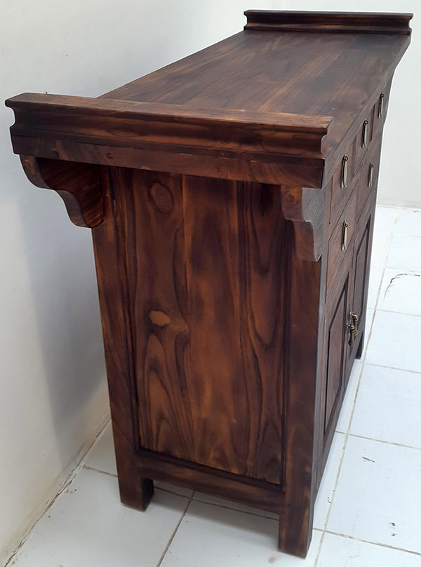 Custom made asian furniture manufacturing for a retail for Chinese furniture retailers