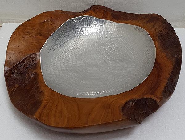 teak plate