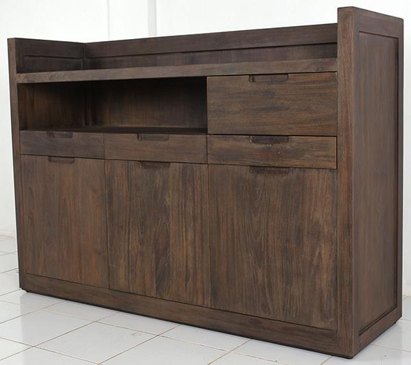 fabrication sur mesure de meubles de restaurant pour un projet miami. Black Bedroom Furniture Sets. Home Design Ideas
