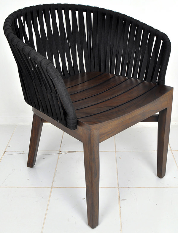 outdoor chair for Doha restaurant