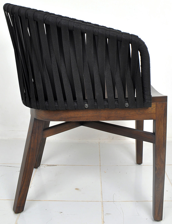 outdoor chair for Doha restaurant in Qatar