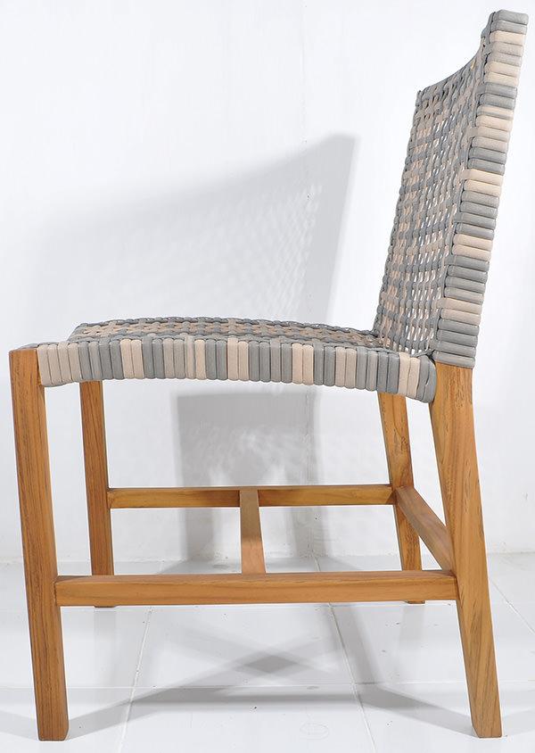 Danish rattan chair