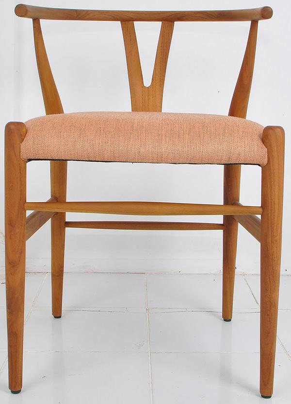 Scandinavian dining chair making