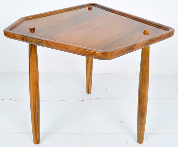 lazy suzan dining side table