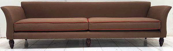 restaurant sofa