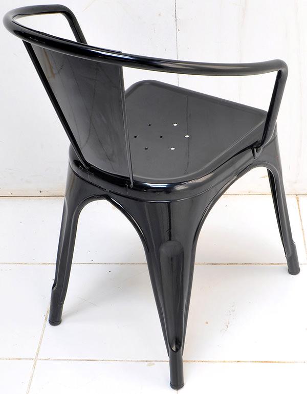 indoor iron chair