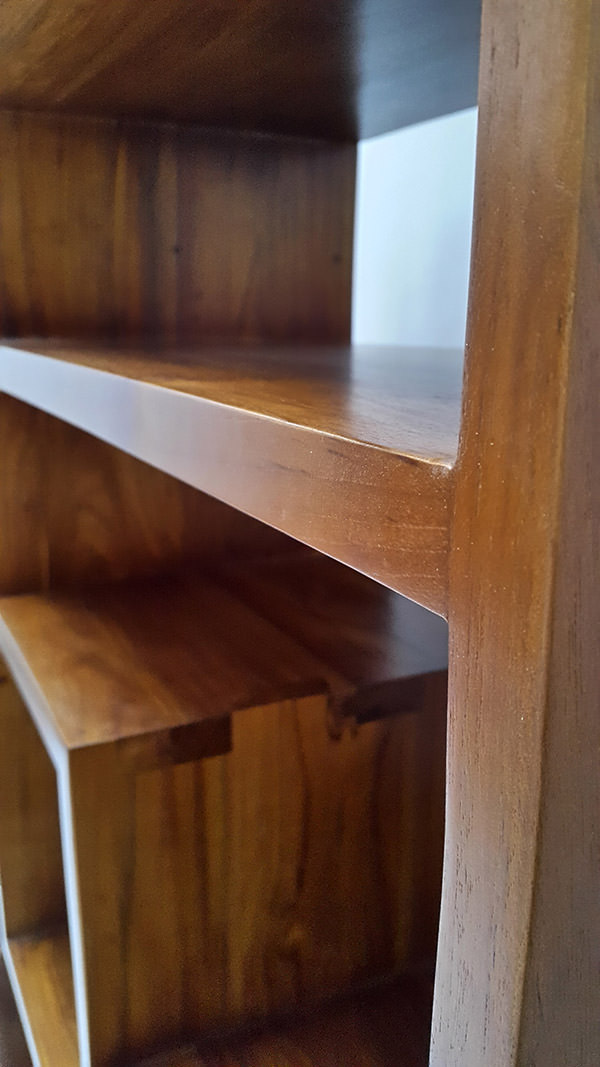 fabrication de meubles asiatiques sur mesure pour une boutique au japon. Black Bedroom Furniture Sets. Home Design Ideas