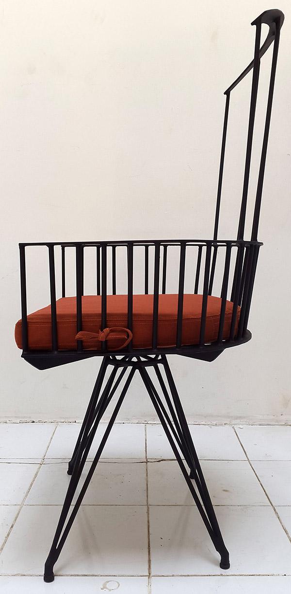 fabrication de meubles de jardin sur mesure pour un restaurant miami. Black Bedroom Furniture Sets. Home Design Ideas