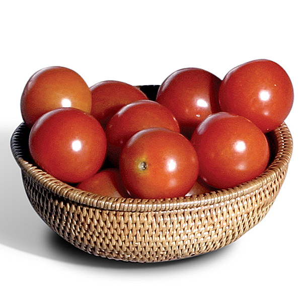 fruit bowl from natural roots