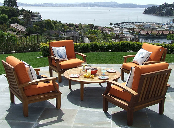 How To Get Your Outdoor Furniture Ready