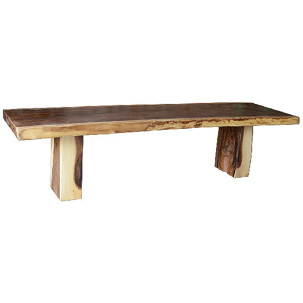 Suar Benches with natural shape