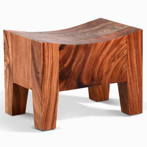 Rectangular suar stool