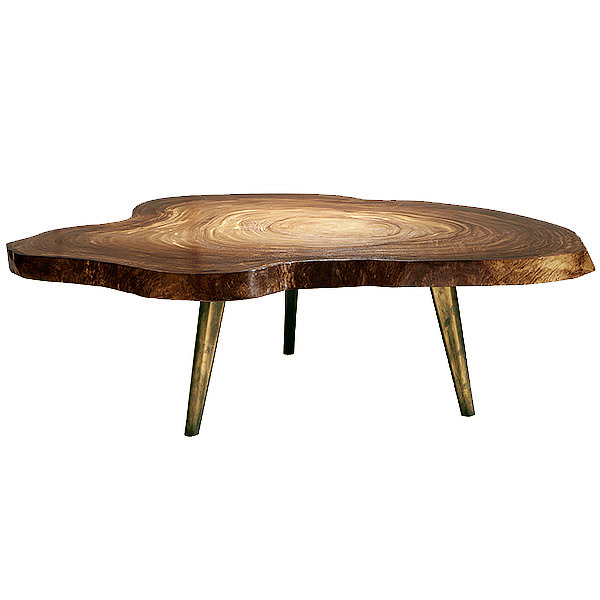 Suar Coffee Table With Natural Shape