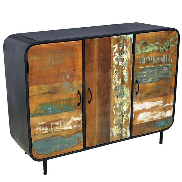 Boatwood teak cabinet